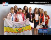 Волгодонские пловцы привезли медали из Ростова-на-Дону