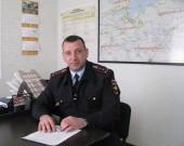 Новым начальником дорожной полиции стал Сергей Сасин