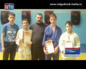 Борцы федерации дзюдо и самбо Цимлянска вернулись с наградами из Гуково