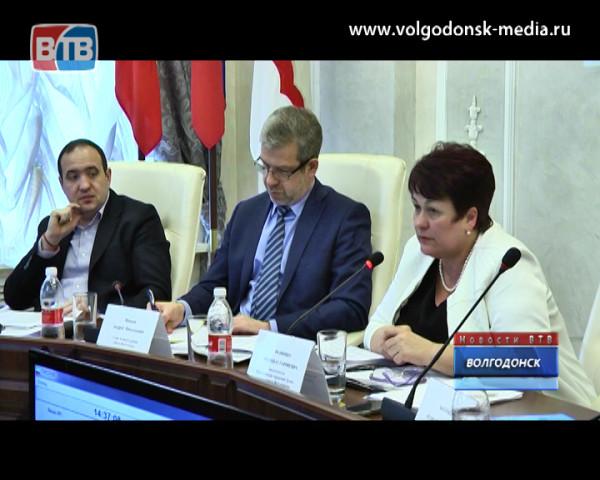 Депутаты утвердили отчет председателя городской Думы