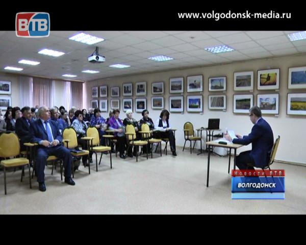 Андрей Иванов встретился с работниками сферы ЖКХ