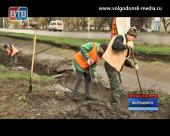 Городские службы приступили к очистке ливневки после зимы