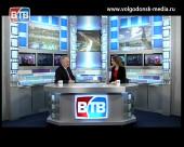 Гость студии первый заместитель главы Администрации г.Волгодонска Сергей Поляков