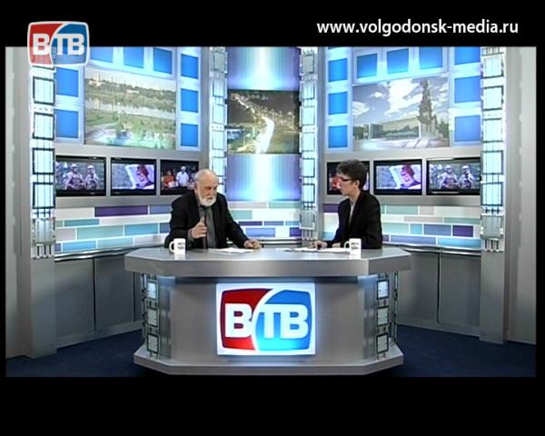 Год Андрея Иванова глазами общественников. Гость студии Виктор Стадников