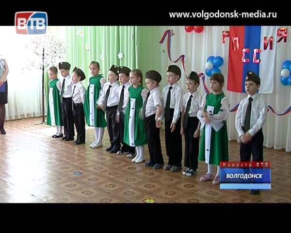 Воспитанники детского сада «Весна» устроили презентацию пройденной программы