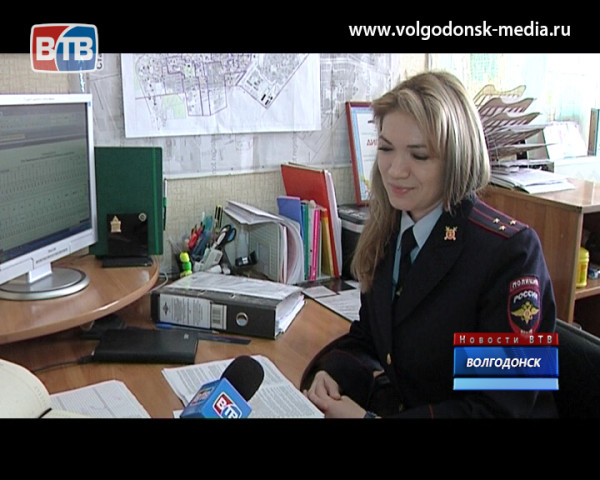 Юлианна Антипова стала лучшим уполномоченным участковым в конкурсе профессионального мастерства