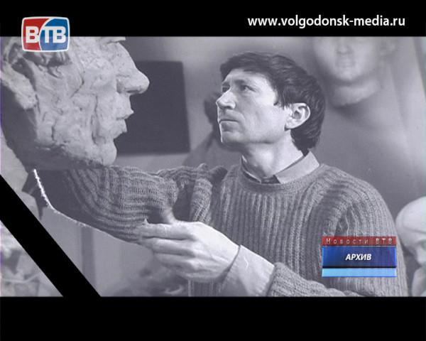 24 апреля ушел из жизни скульптор Василий Поляков