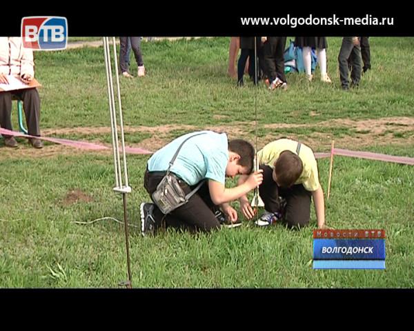 В Волгодонске состоялись соревнования по ракетомодельному спорту