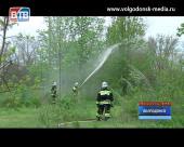В Волгодонске прошли очередные учения ГО и ЧС