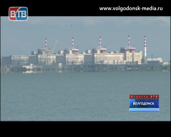 На Ростовской АЭС появится новая насосная станция