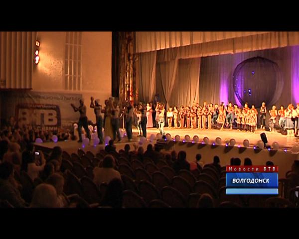 Международный хореографический фестиваль «Южный ветер» завершен