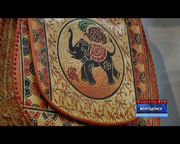 Индийский базар снова приехал в Волгодонск