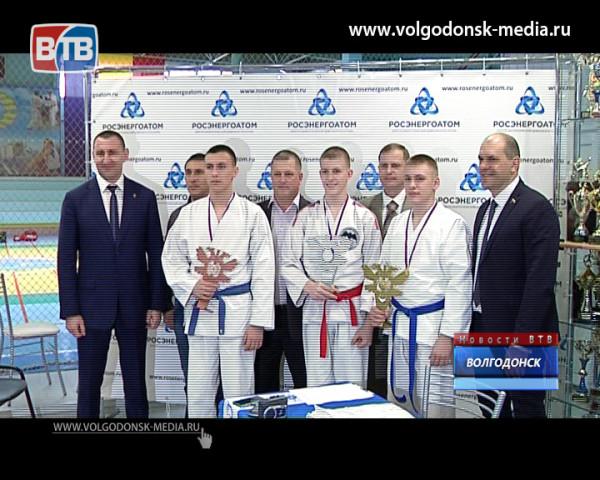 Волгодонские спортсмены покорили Первенство России по рукопашному бою