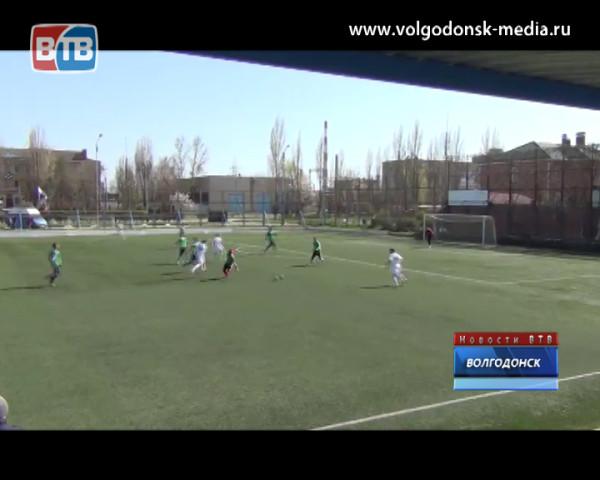 ФК «Волгодонск» одержал волевую победу