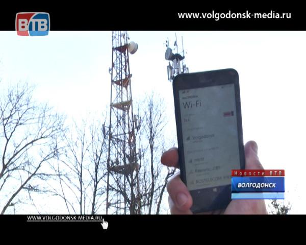 На городском ретрансляторе завершились работы по монтажу Wi-Fi передатчика
