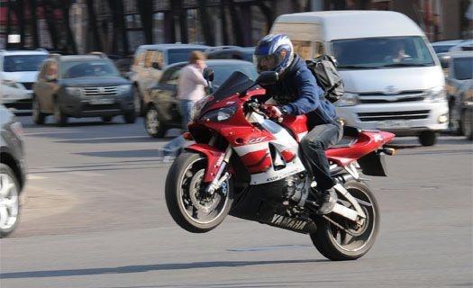 В Волгодонске проходит профилактическое мероприятие «Мотоциклист»