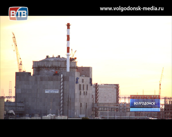 Четвертый энергоблок РоАЭС готов на 90% по металлоконструкциям и оборудованию