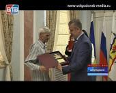 Супружеской паре из Волгодонска вручили знак губернатора Ростовской области «Во благо семьи и общества»