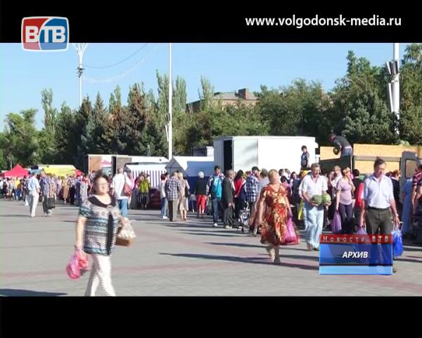В субботу 28 мая состоится очередная ярмарка выходного дня на площади Победы