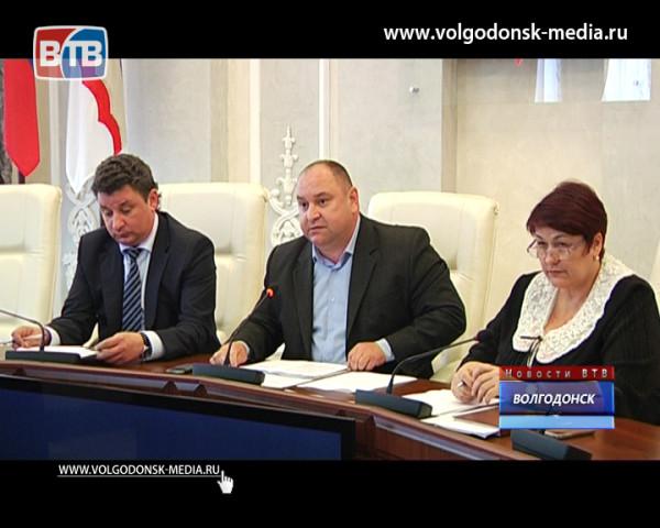 Народные избранники обсудили бюджет Волгодонска на постоянной профильной комиссии