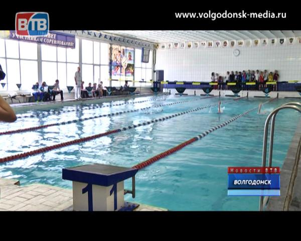 Волгодонск принял первенство Ростовской области по плаванию
