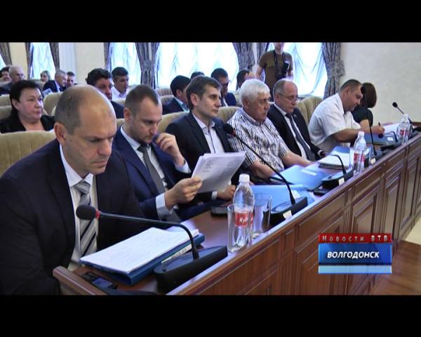 Депутаты городской Думы озаботились запасами рыбы в Цимлянском водохранилище