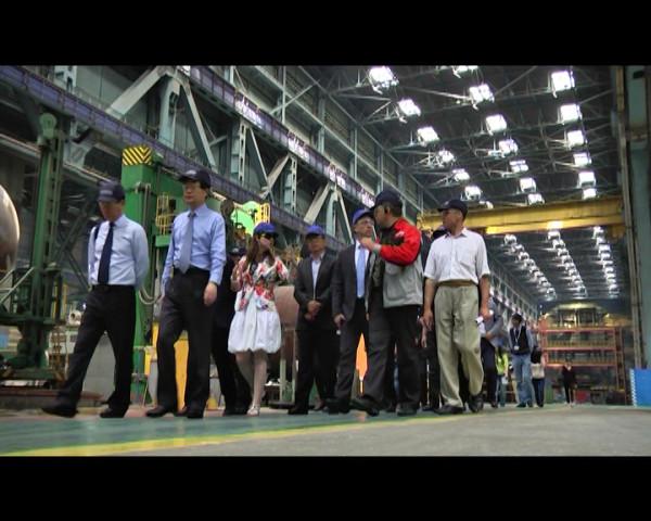 Делегация из китайского Сучжоу посетила Волгодонск