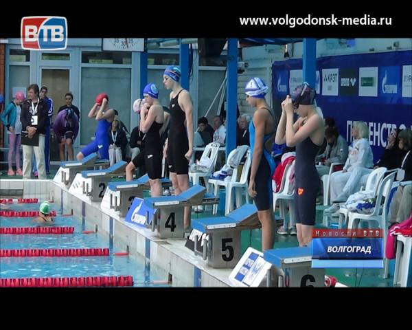 Волгодонские пловцы выступили на первенстве России
