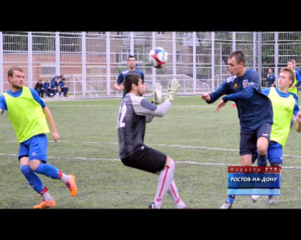 ФК «Волгодонск» одержал волевую победу в Ростове-на-Дону