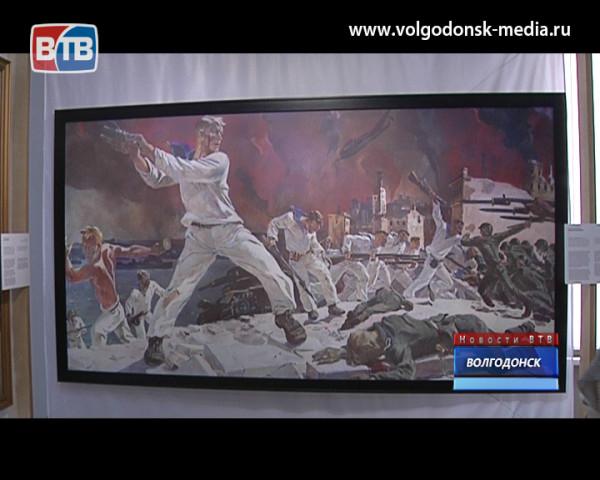 В Волгодонске открылась выставка в рамках проекта Министерства культуры РФ