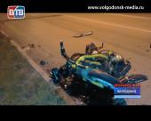 В ДТП на улице Морской пострадал мотоциклист