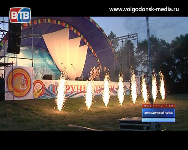 Восемнадцатый международный фестиваль бардовской песни «Струны души» открыт!