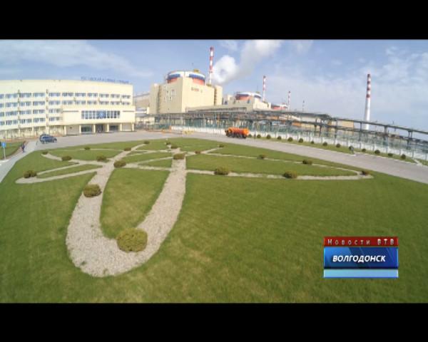 На Ростовской АЭС побывали общественники Дубовского района