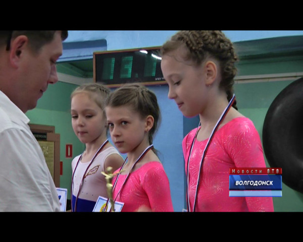 Юные спортивные гимнасты выявили сильнейших на традиционном турнире