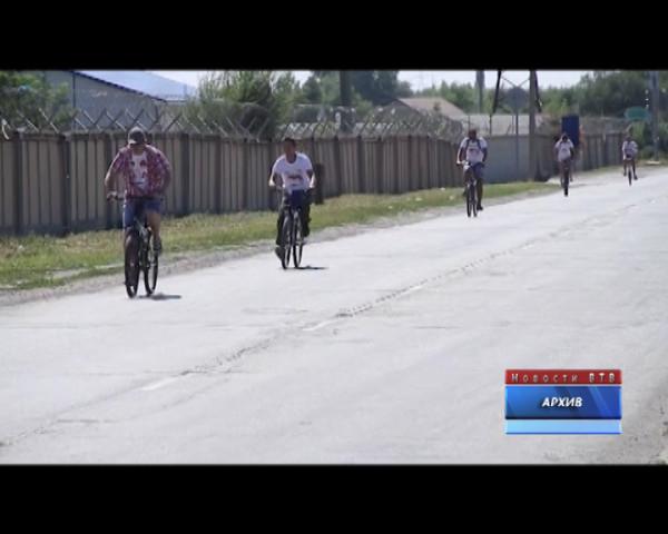 Сезон велокроссов в Волгодонске продолжается