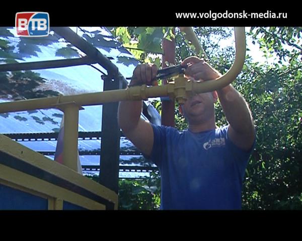 Жители Волгодонска рискуют остаться без газа!