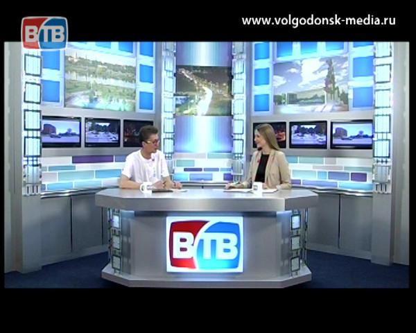 Телекомпания ВТВ стала победителем всероссийского фестиваля региональных СМИ «Энергичные люди». Гость студии — журналист Артем Бегоцкий