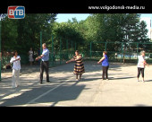 Глава Администрации Андрей Иванов принял участие в утренней зарядке