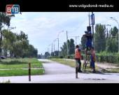 На дорогах Волгодонска появился новый светофор