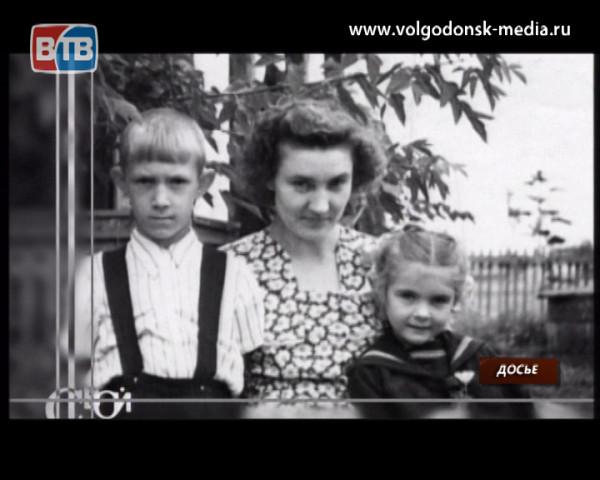 Завтра свой день рождения отметит почетный житель Волгодонска Екатерина Хижнякова