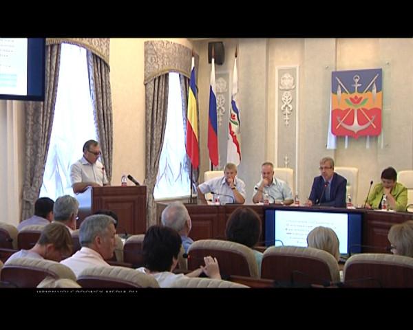 Итоги празднования Дня города подвели на аппаратном совещании в Администрации