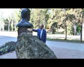 Волгодонск с рабочим визитом посетил председатель Законодательного собрания Ростовской области Виктор Дерябкин