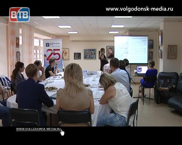 В Волгодонске выбрали лучшего молодого предпринимателя