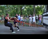 Волгодонск отметил День физкультурника