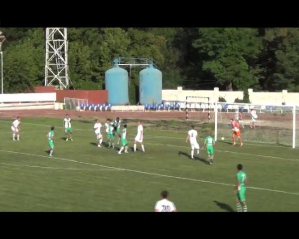 ФК «Волгодонск» в Таганроге сыграл в ничью с «Кобартом»