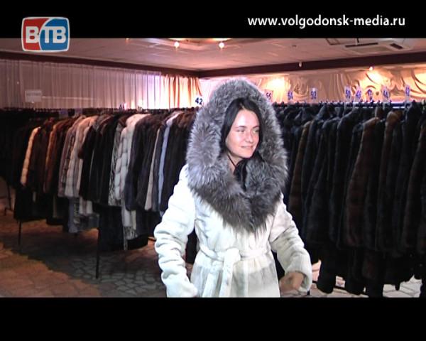 Выставка шуб «Зимняя сказка» из Кирова пробудет в Волгодонске всего два дня