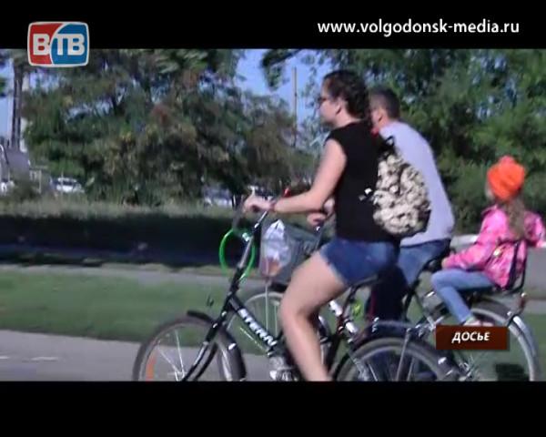 В эту субботу в Волгодонске пройдет очередной велокросс
