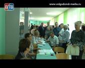 Единый день голосования в Волгодонске