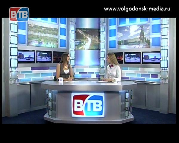 Гость студии «Новостей ВТВ» Мария Елкина куратор шоу-курса «Леди совершенство»