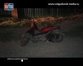 В станице Романовской двое несовершеннолетних перевернулись на скутере